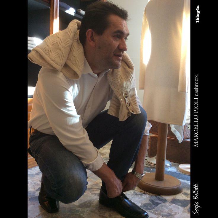 #Marcello #Pioli #cashmere interview by #Sergio #Bellotti #drummer for 1blog4u. #Parma #Pietrasanta #MadeinItaly #1blog4u #drumlife #musicblogger #Gabriella #Ruggieri #blogger #blogging #bloggerstyle #fashionblogger #lifestyle #fashion #sweater