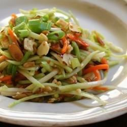 """Chinese Broccoli Slaw I """"I've been making this for several years & it's always requested at BBQs."""""""