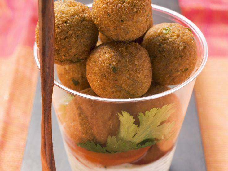 Perfekt zum Selbermachen: Falafel - smarter - Zeit: 45 Min. | eatsmarter.de