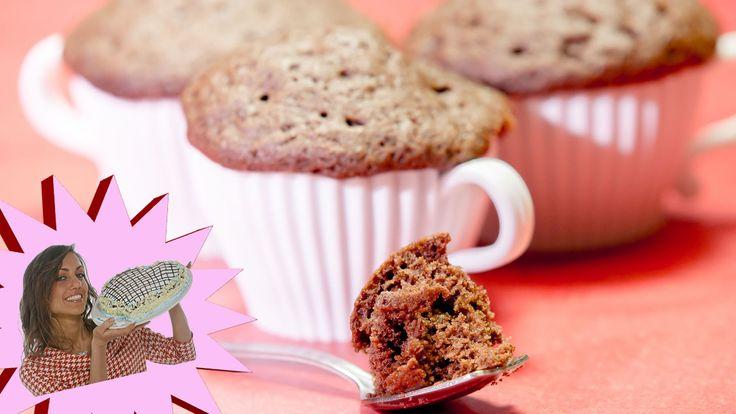 Muffin Velocissimi - Cupcake 3 Minuti al Microonde