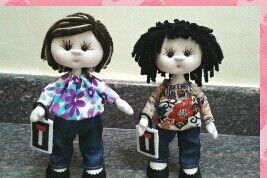 Muñecas Personalizas
