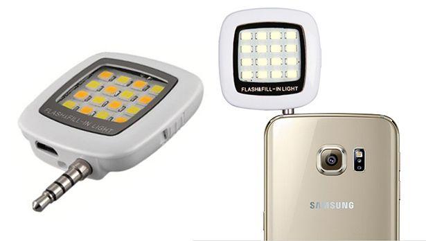 LED Flash Light for Smart Phones - foto's met flits maken met je mobieltje.