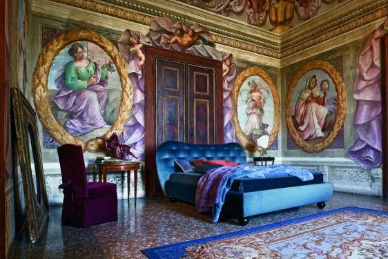 Letto Giulietta, Twils - Design Antonella Scarpetta - Letti Matrimoniali