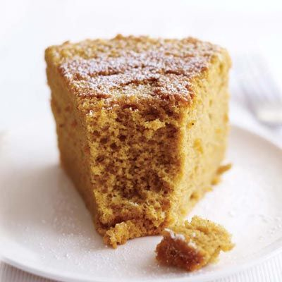 pumpkin chiffon cake from Rachael Ray mag. Looks delish.Pumpkin Recipe