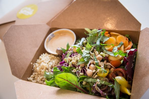 The Goods has opened its doors on Dundas West and is now offering fast, fresh clean-eating to the neighbourhood in addition to an already thriving lunch delivery service that caters to office workers. Until recently, the operation, co-owned by Lisa Labute and Cat Parker, has been based out of the...