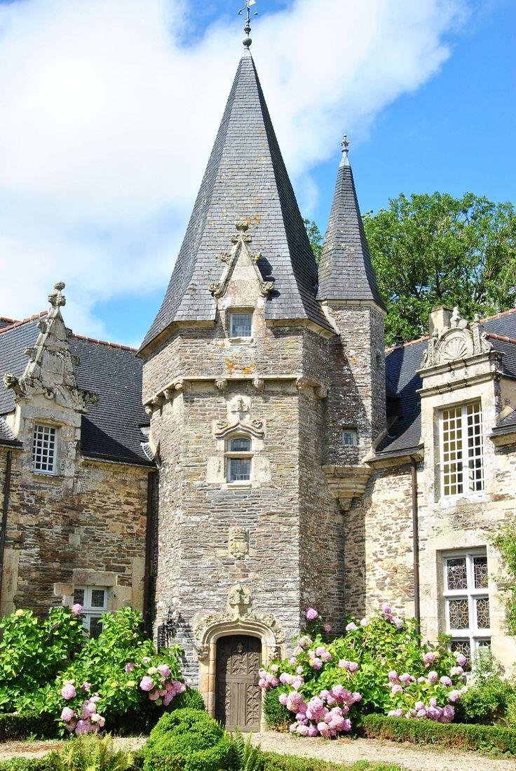 Rochefort-en-Terre, Morbihan Bretagne