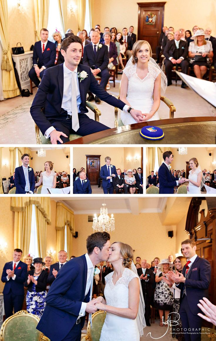 Wedding Ceremony At Chelsea Register Office
