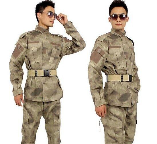 Армия сша лесной камуфляж костюм военная одежда вертикальная воротник борьба тренировочную форму