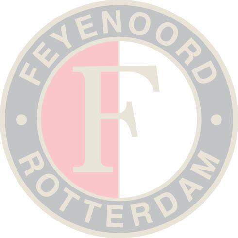 Feyenoord Vlag Thuis, 150x225cm, rood/wit, 2016/17