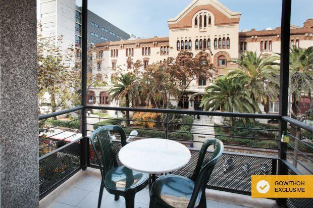 Moderne Ferienwohnung für bis zu 5 Personen, nahe der Sagrada Familia