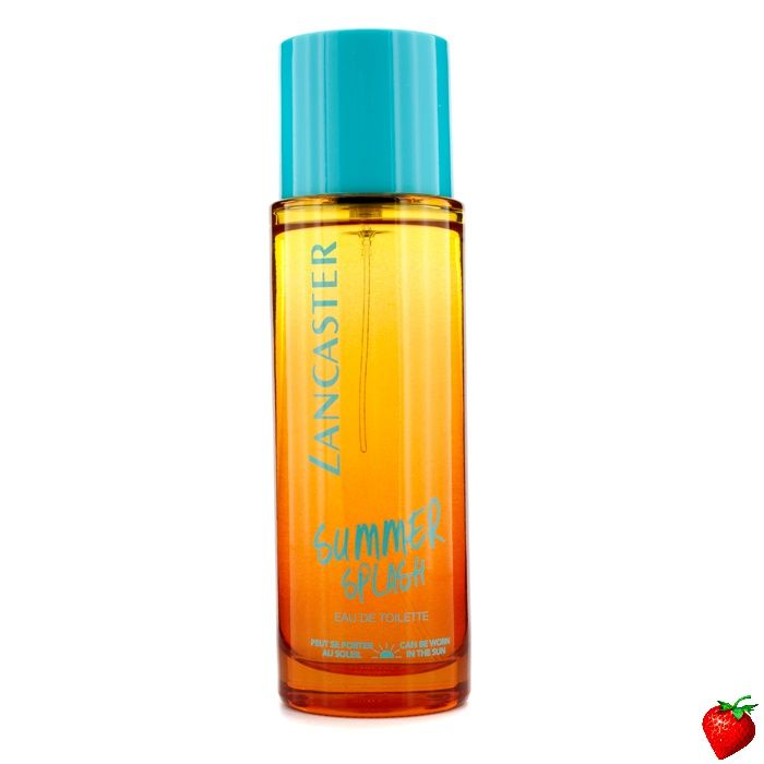 Lancaster Summer Splash Eau De Toilette Spray 100ml/3.4oz #Lancaster #Perfume #SummerSpecials #Summer #Beach #Beauty #HotPick #Women #StrawberryNET