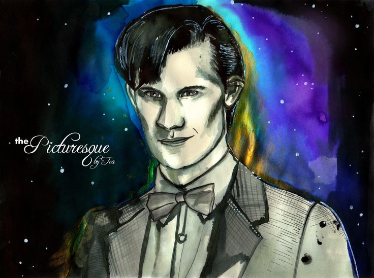 Matt Smith (Doctor Who series) 2013 by The Picturesque