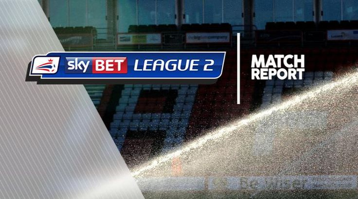 nice Morecambe 1-3 Mansfield: Match Report Check more at https://epeak.info/2017/03/26/morecambe-1-3-mansfield-match-report/