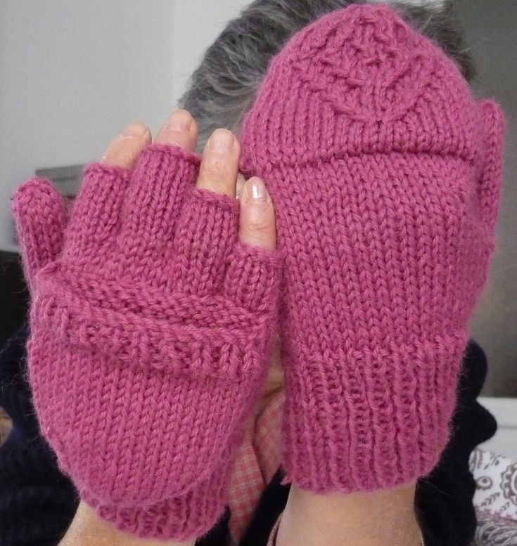Ravelry: Urban Necessity Gloves by Colleen Michele Meagher