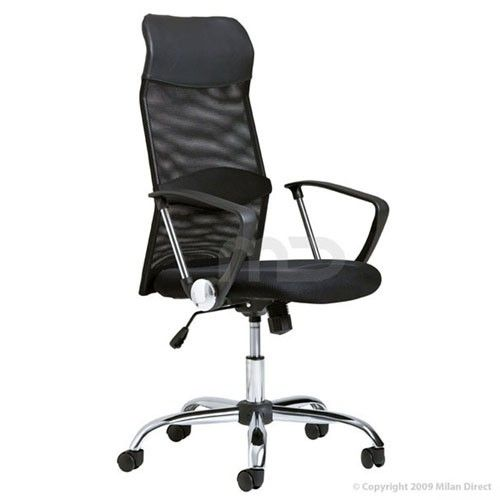 Also Known As The High Back Ergonomic Office Chair Milan Direct Range Of Chairs Sydney Are Designer Furniture Classics