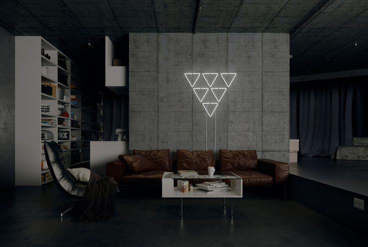 Ice ist Bestandteil einer Lichtserie, die mit den Zeichen des Alltags spielt. Sie entstand in der architektonischen Auseinandersetzung mit den Geometrien der urbanen Routine und besticht durch ihre reduzierte Form und ihre starken Aussagen, und liegt inmitten den Einflüssen des Bauhaus und geordneten Strukturen der skandinavischen Licht & Design Welt.