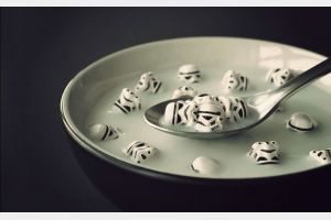 stormtrooper soup: Stormtrooper Soup, Star Wars, Wars Lego, Soup