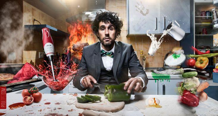 Miguelillo (crazy kitchen)