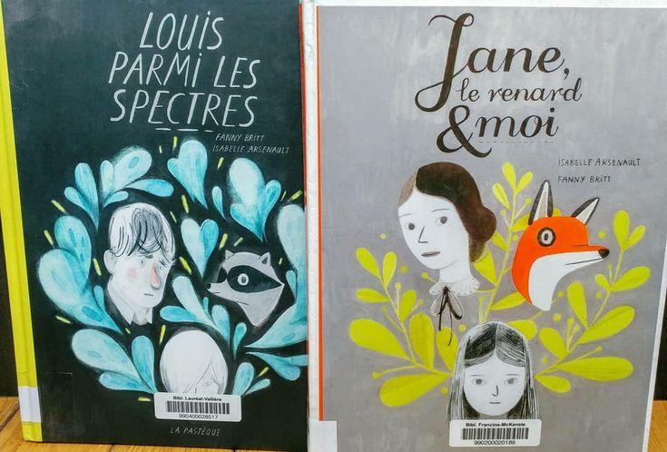 Deux BD québécoises merveilleuses ! Fanny Britt et Isabelle Arsenault