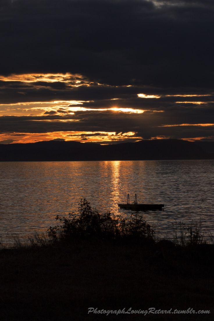 Sundown // Jeløya, Norway