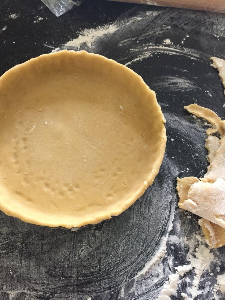 Shortcrust tart shell