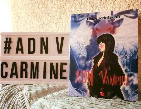 adn vampire tome 1 carmine d 39 elodie loch beatrix. Black Bedroom Furniture Sets. Home Design Ideas