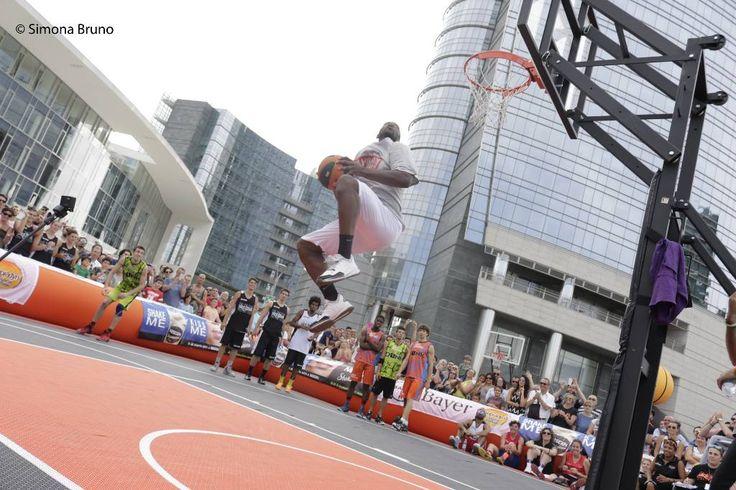 Photostory: Streetball Italian Tour di Milano – Day 2