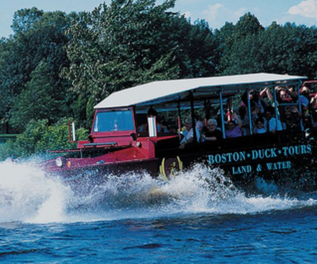 Quack your way around the city with the fun land and water tour. See what others think of it at yourdaysout.com