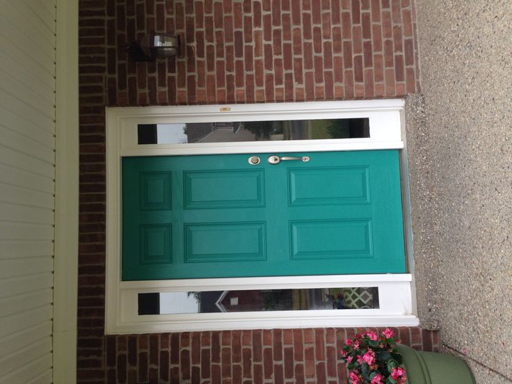 25 best ideas about aqua front doors on pinterest aqua door teal door and blue front doors for Sherwin williams homestead brown exterior