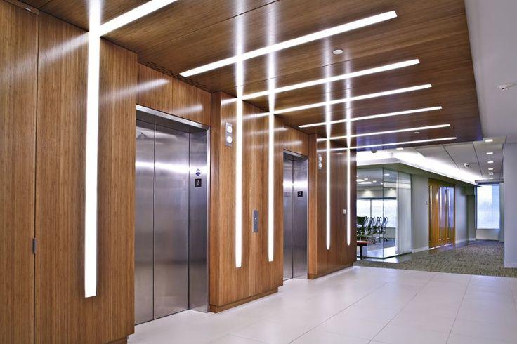Lobby Wood Ceiling Google Search Elevator Lobby Design