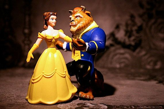 Beauty and the Beast - Photograph - Various Sizes by BACLORI on Etsy