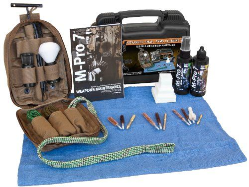Save $ 84.55 order now M-Pro 7 Advanced Small Arms Cleaning Kit at Best Binocula