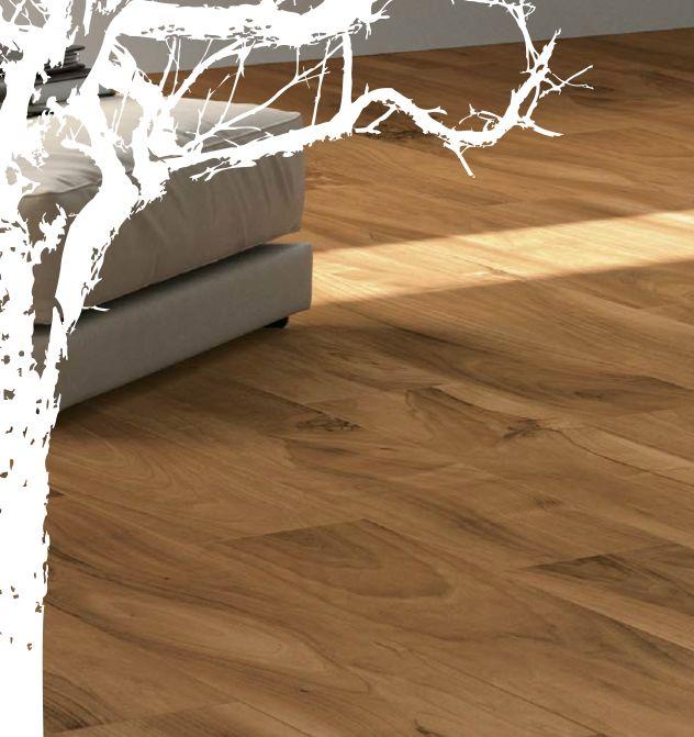Pavimento misto parquet e cemento ispirazione di design - Parquet su piastrelle ...
