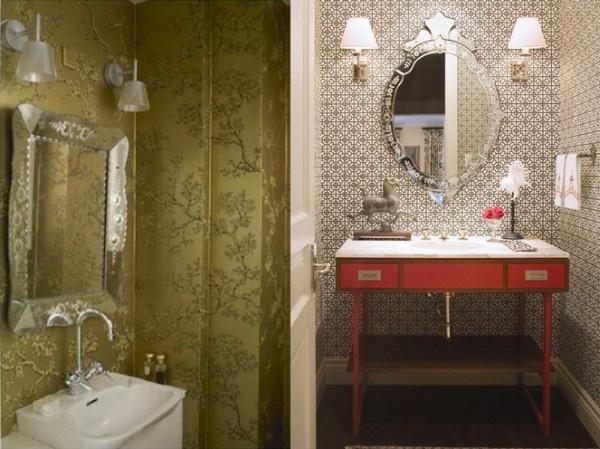 87 best Tapeten im Badezimmer images on Pinterest Wall papers - fototapete für badezimmer