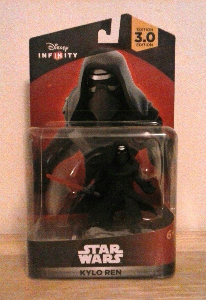 Disney Infinity 3.0 Edition: Star Wars The Force Awakens Kylo Ren Figure  #DisneyInfinity