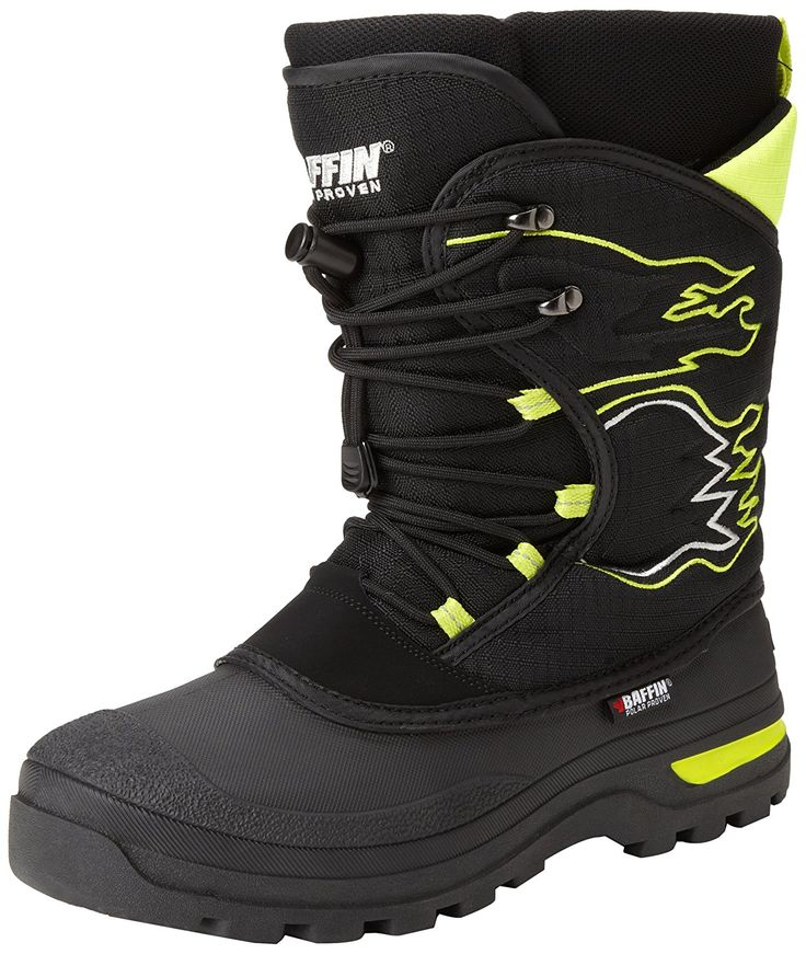 Baffin Flame Snow Boot (Little Kid/Big Kid) >>> Unbelievable outdoor item right here! : Girl's boots