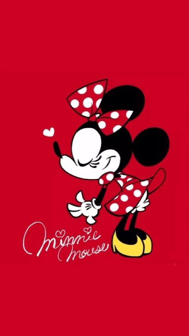 Cartoon Disney Minnie Mouse Pictures And Images Wallpaper