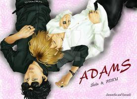 ADAMS (Shota and Adam) by Samy-Consu
