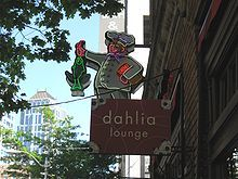 You can't come to Seattle and not eat at one of Tom Douglas' restaurants.  Dahlia Lounge has the BEST doughnuts I have ever had.  You simply must try them.  Lola's roasted chicken is to die for and Serious Biscuit has the mother of all breakfast sandwhiches.  Thanks Tom for making Seattle more delicious.