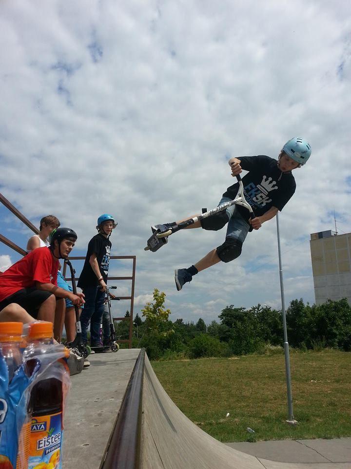 team rider D.Kopunec