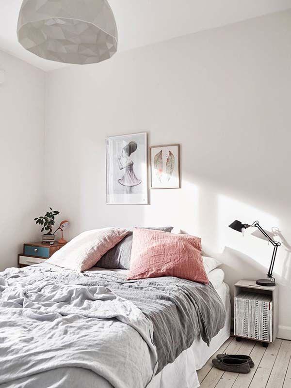 45 best Scandinavian bedroom images on Pinterest | Bedrooms ...