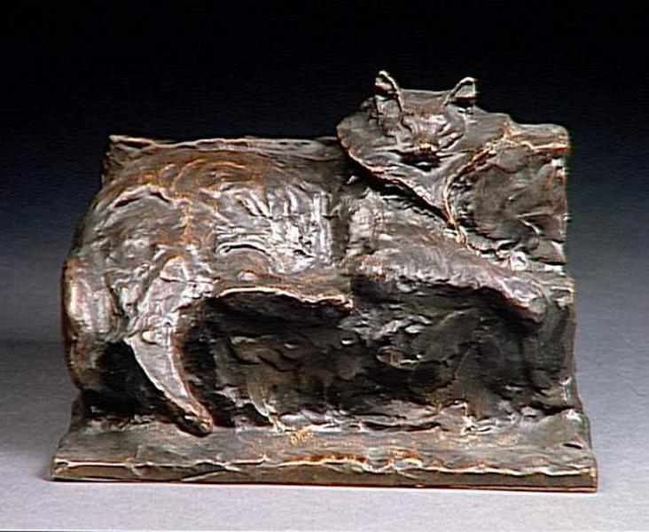 Célèbre 521 best CATS - Sculptures   חתולים - פסלים images on Pinterest  YR25