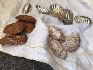 Medvedie labky s tekvicovými semienkami - Zdravé pečenie