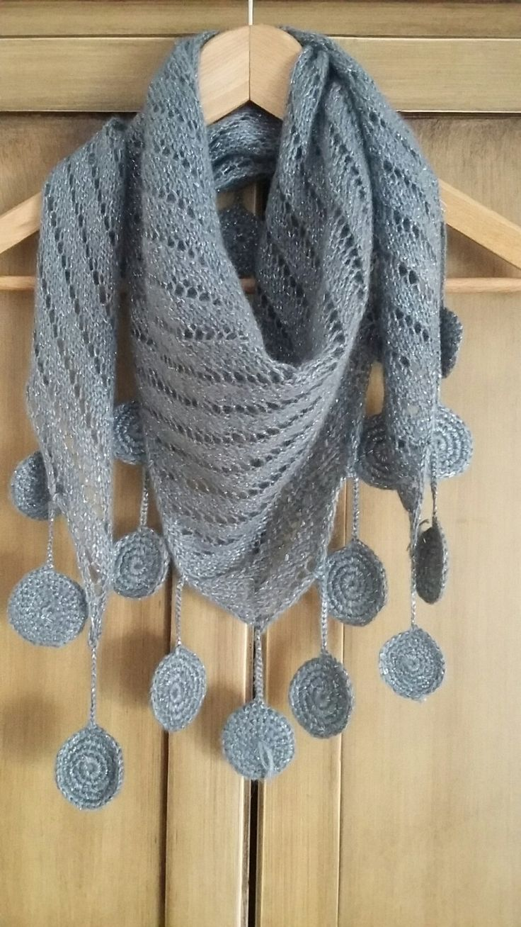 Baktus Crocheting Knitting At Home T Knit Crochet