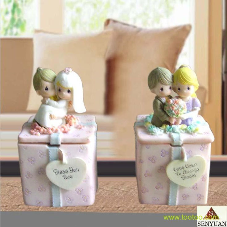 Wedding Souvenirs Jewelry Box