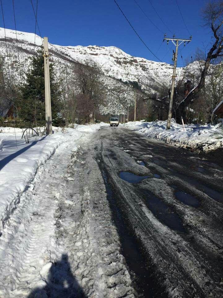 Nevados de Chillán - Octava Región.