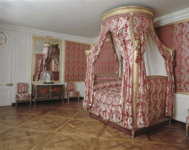 32 best pt3 chambre louis xvi images on pinterest for Dormitorio luis xvi