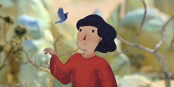 Regardez le film pour enfants sur la peinture chinoise traditionnelle : Travelling Through Brush ...