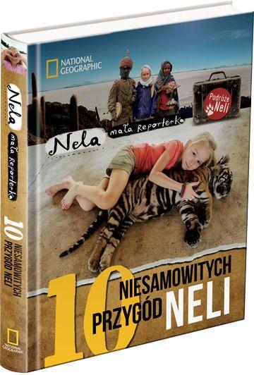 10 niesamowitych przygód Neli-Nela