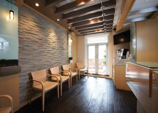 Patterson today fall 2012 the ultimate patient experience dental office designmedical designoffice designsreceptionunited